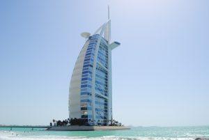 DUBAÏ Plus grand hotel