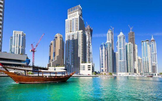 escale à Dubaï