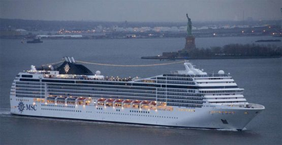 Msc Poesia New York