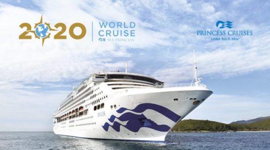Sea Princess World Cruises