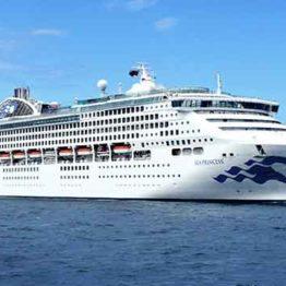 Photo du bateau Sea Princess