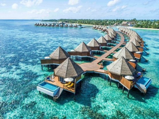 Les Maldives, encore une destination lors de votre croisière tour du monde Costa 2021
