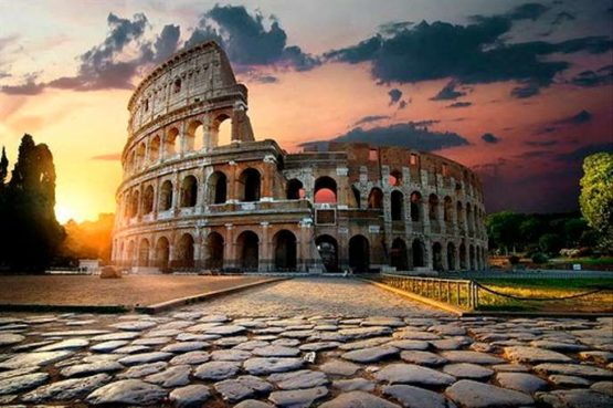 Rome - Tour du monde Costa 2021