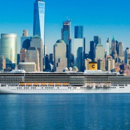 Le Costa Deliziosa bateau du tour monde en 2023